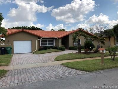 9411 SW 12th St, Miami, FL 33174 - #: A10521132