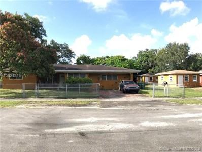 1550 NW 85st, Miami, FL 33147 - MLS#: A10521216