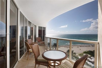 17201 Collins Avenue UNIT 1003, Sunny Isles Beach, FL 33160 - #: A10521394