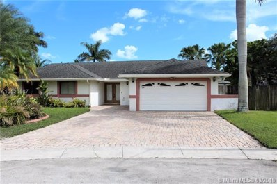 2960 SW 85th Way, Davie, FL 33328 - MLS#: A10521587
