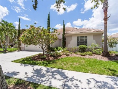 1349 Meadows Blvd, Weston, FL 33327 - MLS#: A10521600