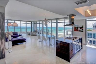 3737 Collins Ave UNIT S-1102, Miami Beach, FL 33140 - MLS#: A10521749