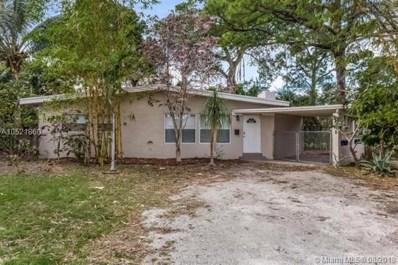 501 Carolina Ave, Fort Lauderdale, FL 33312 - MLS#: A10521860