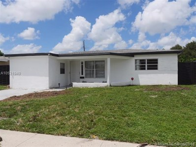 7451 Eaton St, Hollywood, FL 33024 - MLS#: A10521940