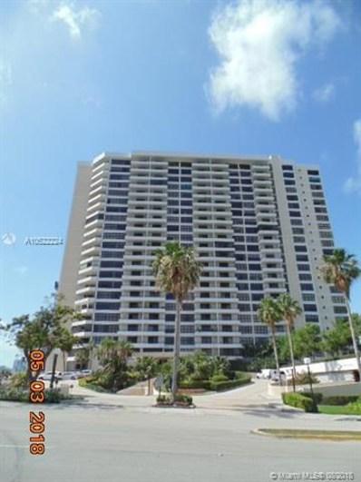 2500 Parkview Dr UNIT 1112, Hallandale, FL 33009 - MLS#: A10522224