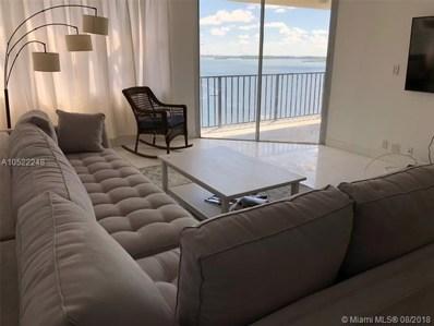 1865 Brickell Ave UNIT A1606, Miami, FL 33129 - MLS#: A10522248