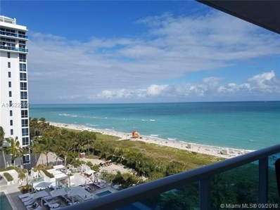 2301 Collins Av UNIT 911, Miami Beach, FL 33139 - MLS#: A10522265