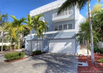 830 N Victoria Park Rd, Fort Lauderdale, FL 33304 - MLS#: A10522277