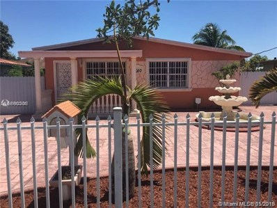 3050 NW 52nd St, Miami, FL 33142 - #: A10522425