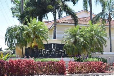 640 S Park Road UNIT 24-4, Hollywood, FL 33021 - MLS#: A10522509