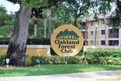 3013 N Oakland Forest Dr UNIT 302, Oakland Park, FL 33309 - MLS#: A10522767