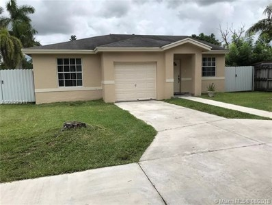 26768 SW 128th Ave, Homestead, FL 33032 - MLS#: A10522917