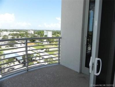 1830 Radius Dr UNIT 1109, Hollywood, FL 33020 - MLS#: A10523010