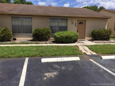 8041 SW 20th Pl, Davie, FL 33324 - MLS#: A10523043