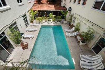 100 Collins Ave UNIT 204, Miami Beach, FL 33139 - MLS#: A10523073