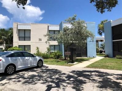 525 Dotterel Rd UNIT 36B, Delray Beach, FL 33444 - #: A10523180
