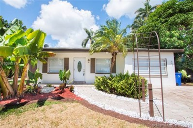 441 NW 17th Pl, Fort Lauderdale, FL 33311 - MLS#: A10523491