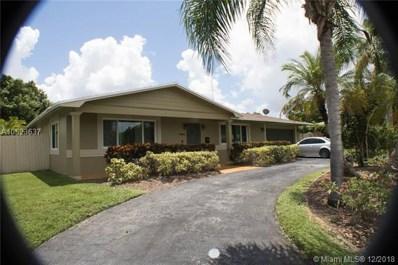 7000 NW 6th St, Plantation, FL 33317 - MLS#: A10523637