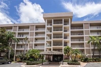 3000 S Course Dr UNIT 308, Pompano Beach, FL 33069 - MLS#: A10523938