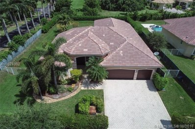 621 Ranch Rd, Weston, FL 33326 - #: A10524002