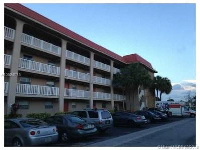 1700 NW 58th Ter UNIT 4H, Sunrise, FL 33313 - MLS#: A10524075