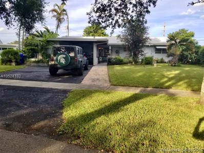 219 S 56th Ter, Hollywood, FL 33023 - #: A10524182