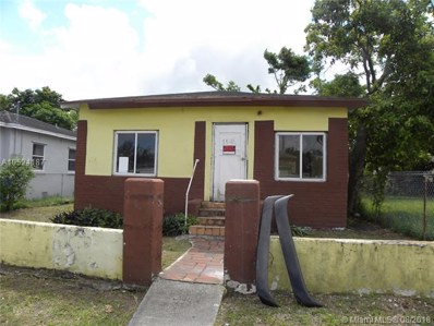 1600 NW 66th St, Miami, FL 33147 - MLS#: A10524187
