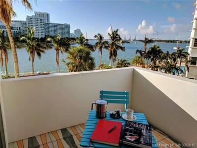 20 Island Ave UNIT 318, Miami Beach, FL 33139 - MLS#: A10524206