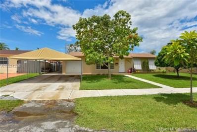 10871 SW 69th Dr, Miami, FL 33173 - MLS#: A10524246