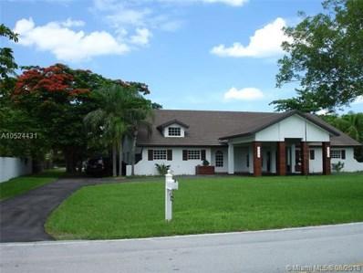 10381 SW 64th St, Miami, FL 33173 - MLS#: A10524431