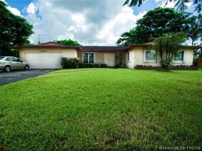 12815 SW 112th Ct, Miami, FL 33176 - MLS#: A10524446