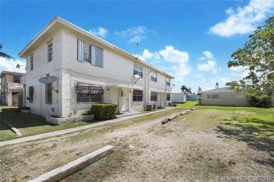 1469 NW 2nd Ave, Florida City, FL 33034 - MLS#: A10524511