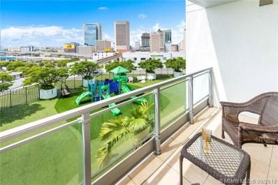 90 SW 3rd St UNIT 1109, Miami, FL 33130 - MLS#: A10524661
