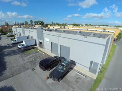 8000 W 24th Ave UNIT 8, Hialeah, FL 33016 - MLS#: A10524674