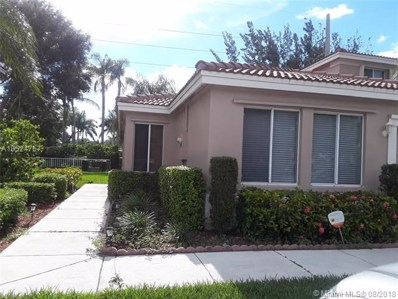 1525 W Harmony Lake Cir, Davie, FL 33324 - MLS#: A10524757