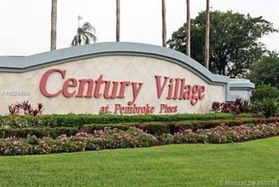 1251 SW 125th Ave UNIT 203T, Pembroke Pines, FL 33027 - MLS#: A10524899