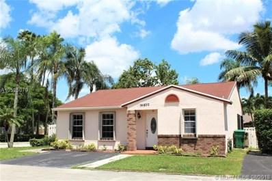 14600 S Beckley Sq, Davie, FL 33325 - MLS#: A10525070
