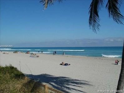 101 N Ocean Dr UNIT 225, Hollywood, FL 33019 - MLS#: A10525189