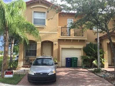 12995 SW 135th Ter, Miami, FL 33186 - MLS#: A10525313