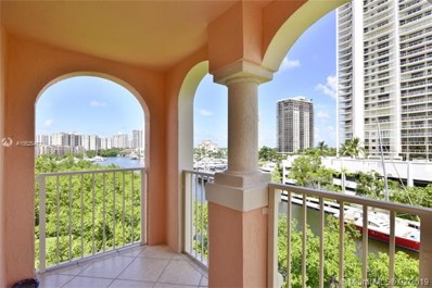 19555 E Country Club Dr UNIT 8601, Aventura, FL 33180 - MLS#: A10525477