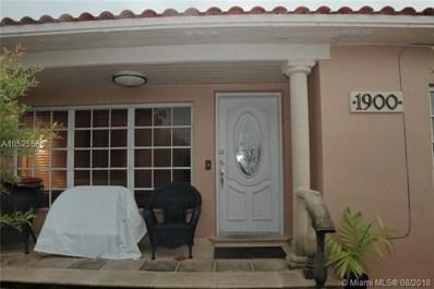 1900 E 2nd Ave, Hialeah, FL 33010 - MLS#: A10525565