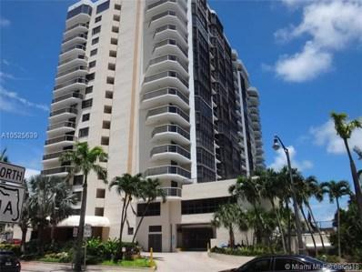 6423 Collins Ave UNIT 703, Miami Beach, FL 33141 - MLS#: A10525639