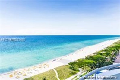 6301 Collins Ave UNIT 801, Miami Beach, FL 33141 - #: A10525655