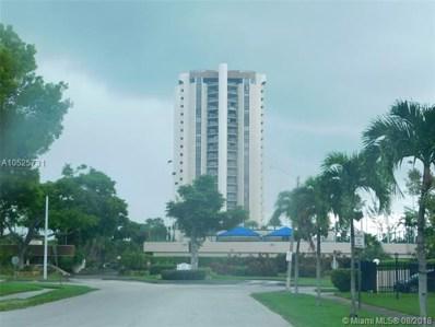 1800 NE 114th St UNIT 1401, Miami, FL 33181 - MLS#: A10525731