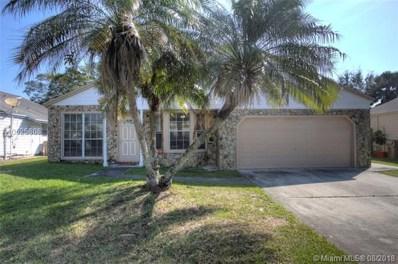 1020 SW 135th Way, Davie, FL 33325 - MLS#: A10525808