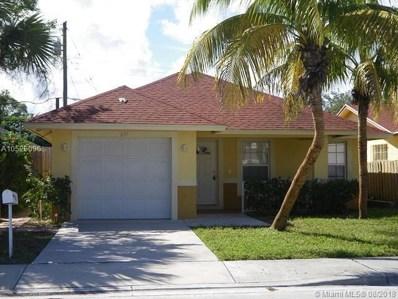 631 S A St, Lake Worth, FL 33460 - MLS#: A10526096
