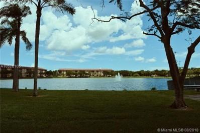 1351 SW 141st Ave UNIT 111G, Pembroke Pines, FL 33027 - #: A10526106