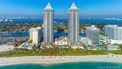 4775 Collins UNIT 3007, Miami Beach, FL 33140 - #: A10526194