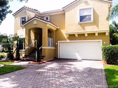 12683 NW 6th Ct, Coral Springs, FL 33071 - MLS#: A10526395