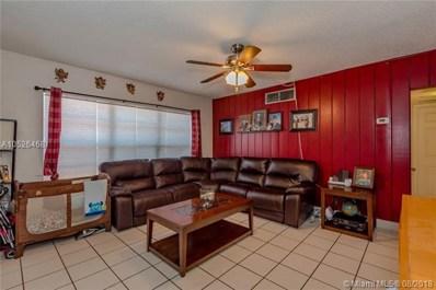 209 SW 2nd Pl, Dania Beach, FL 33004 - MLS#: A10526468